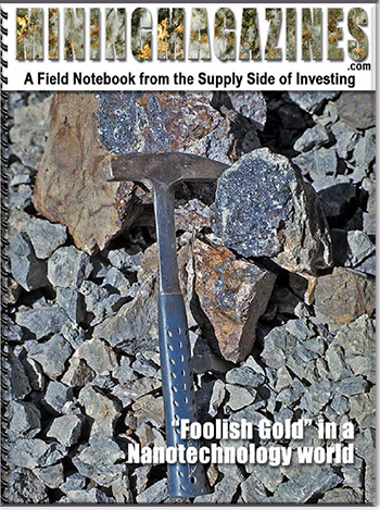 "A text book sample chapter of ""Supply Side Mining vs: a Financial Side attitude that some make money by enginering a bankruptcy to clean out flocked sheeple investors."